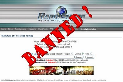 RapidShare_Banned