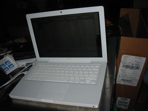 MacBook Abierto